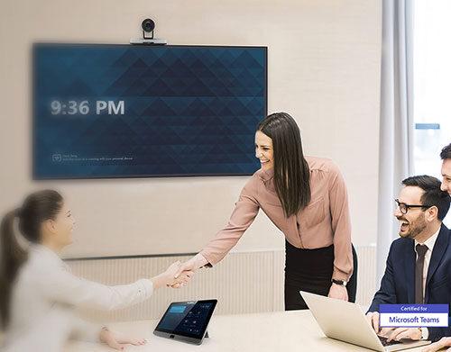 Microsoft Teams Video Rooms