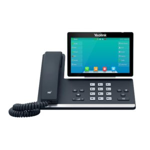 "YealinkSIP-T57W 16 Line IP HD Phone with 7"" 800x480 colour screen"